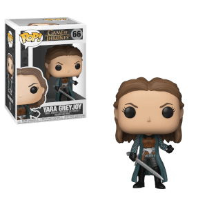 Figura Funko Pop! Yara Greyjoy - Game of Thrones
