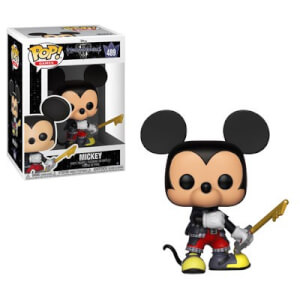 Kingdom Hearts 3 Mickey Pop! Vinyl Figur