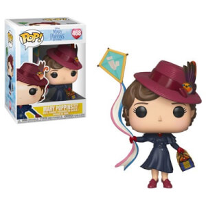 Disney Mary Poppins Mary with Kite Pop! Vinyl Figure