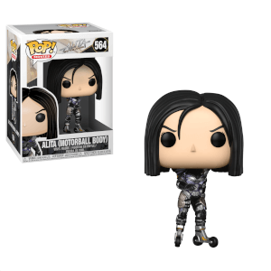 Alita: Battle Angel Alita Motorball Body Funko Pop! Figuur