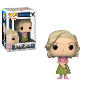 Riverdale Dream Sequence Betty Pop! Vinyl Figure
