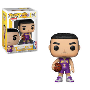 NBA Lakers Lonzo Ball Funko Pop! Vinyl
