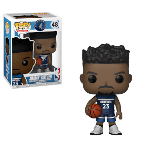 NBA Timberwolves Jimmy Butler Funko Pop! Vinyl