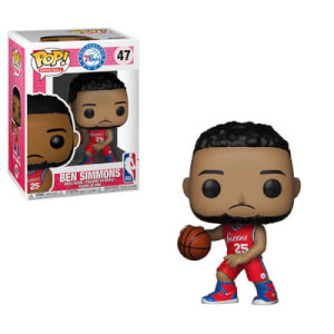 Figura Funko Pop! - Ben Simmons - NBA 76ers