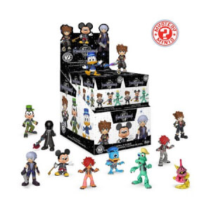 Figurine Mystery Mini Kingdom Hearts 3 x1