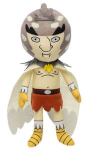 Rick and Morty Birdperson Galactic Plush