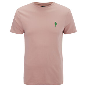 Threadbare Men's Kirkland T-Shirt - Blush Pink