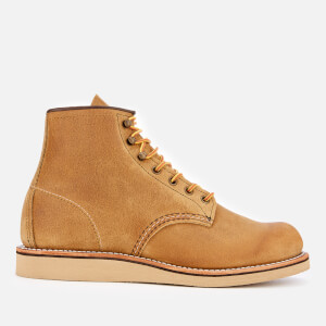 Red Wing Men's Rover Leather Lace Up Boots - Hawthorne Muleskinner