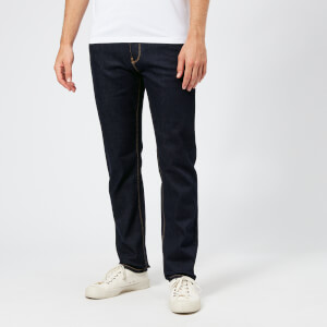 Emporio Armani Men's 5 Pocket Skinny Denim Jeans - Denim Blue