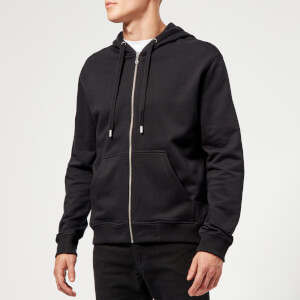 KENZO Men's Reverse Tiger Zip Hoody - Black