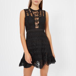 Three Floor Women's Not Basic Black Dress - Black