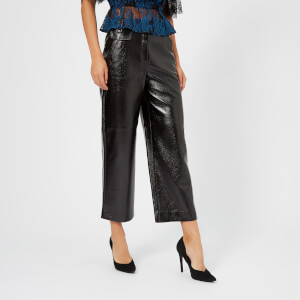 Three Floor Women's Handsome Lady Trousers - Black