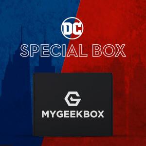My Geek Box God Amongst Humans Box