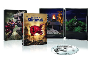 Death Of Superman - Steelbook