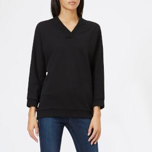 KENZO Women's Glitter Kenzo Sport Sweatshirt - Black