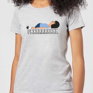 Bobs Burgers Tina Uhhhhhh Women's T-Shirt - Grey
