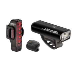 Lezyne Connect Drive 800XL/ Strip Connect Light Set