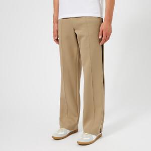 Maison Margiela Men's Polyester Rodier Trousers - Sand