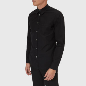 Maison Margiela Men's Garment Dyed Shirt - Black