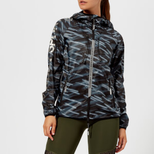 Superdry Women's Core Affect Cagoule - Light Dash Mono