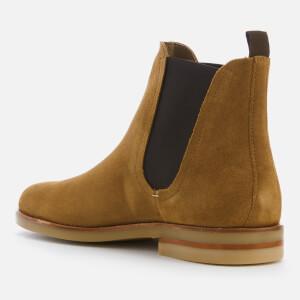 Hudson London Men's Adlington Suede Chelsea Boots - Camel: Image 2
