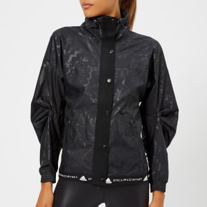 adidas by Stella McCartney Women's Run Wind Jacket - Black