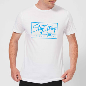 Stay Strong Est. 2007 Men's T-Shirt - White