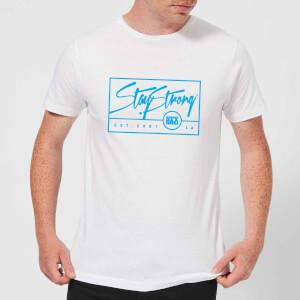 Stay Strong Est. 2007 Men's T-Shirt - White