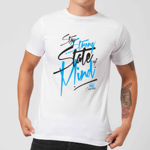 Stay Strong State Of Mind Men's T-Shirt - White