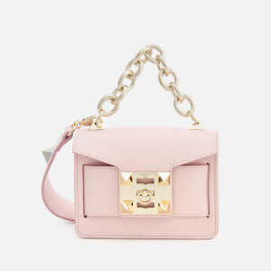 SALAR Women's Gaia Shoulder Bag - Pink