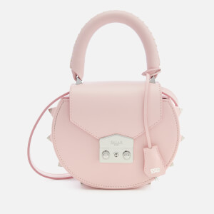 SALAR Women's Mimi Cross Body Bag - Pink