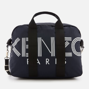 KENZO Men's Sport Logo Weekend Bag - Navy Blue