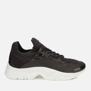 KENZO Men's Sonic Tiger Mesh Trainers - Black