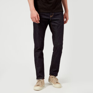 Versace Collection Men's Slim Denim Jeans - Blue