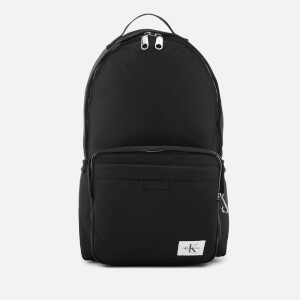 Calvin Klein Women's Pilot Twill Backpack - Black