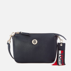 Tommy Hilfiger Women's Charming Cross Body Bag - Navy