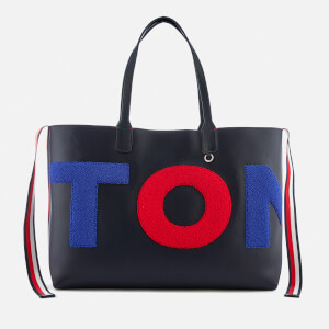 Tommy Hilfiger Women's Iconic Tote Bag - Navy