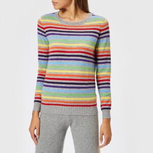 Madeleine Thompson Women's Mars Knit Jumper - Grey