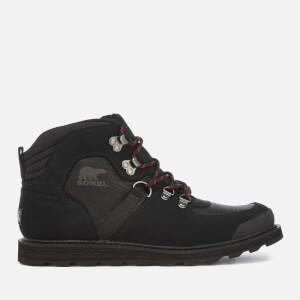 Sorel Men's Madson Sport Hiker Style Boots - Black