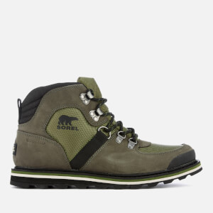 Sorel Men's Madson Sport Hiker Style Boots - Hiker Green