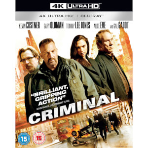 Criminal - 4K Ultra HD