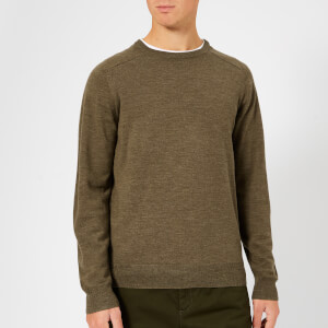 A.P.C. Men's Logan Jumper - Heather Khaki