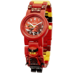 LEGO Ninjago Kai Minifigure Link Watch