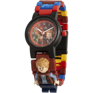 LEGO Jurassic World Owen Minifigure Link Watch