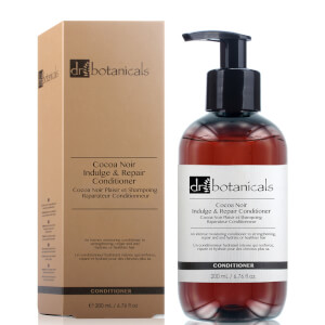 Dr Botanicals Cocoa Noir Indulge and Repair Conditioner -hoitoaine 200ml