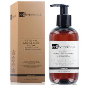 Dr Botanicals Cocoa Noir Indulge and Repair Shampoo 200ml