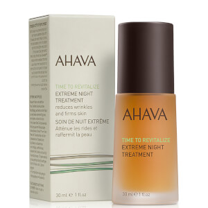 AHAVA Extreme Night Treatment głęboko nawilżający koncentrat na noc 30 ml