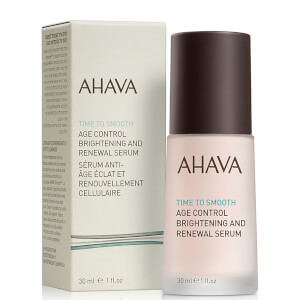 AHAVA Age Control Brightening and Renewal Serum -seerumi 30ml