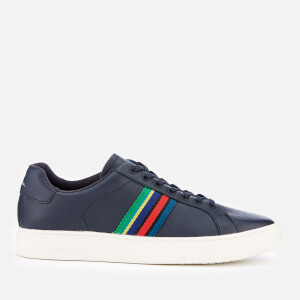 PS by Paul Smith Men's Lapin Low Top Trainers - Dark Navy