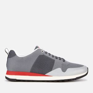 PS by Paul Smith Men's Rappid Runner Style Trainers - Grey
